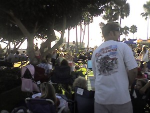 Seal Beach summer concert series