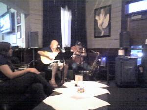 Band at Finbars