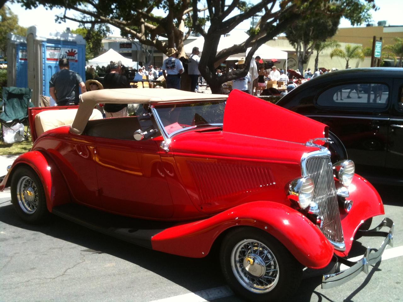 Seal Beach Car Show Is April Pat Hale Discovering Seal Beach - Seal beach car show